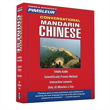 Chinese (Mandarin), Conversational: Learn to Speak and Understand Mandarin Chinese Audiobook