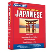Japanese, Conversational: Learn to Speak and Understand Japanese with Pimsleur Language Programs