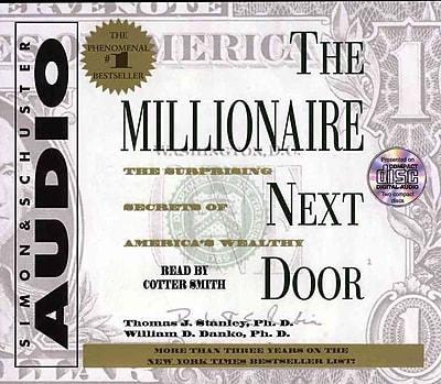 The Millionaire Next Door: The Surprising Secrets Of Americas Wealthy Audiobook CD - Abridged