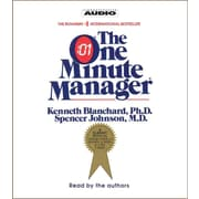 The One Minute Manager Kenneth Blanchard Ph.D. , Spencer Johnson M.D. Audiobook CD