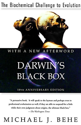 Darwin's Black Box: The Biochemical Challenge to Evolution Michael J. Behe Paperback