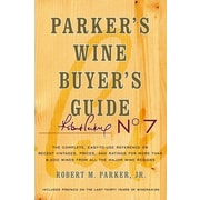 Parker's Wine Buyer's Guide Robert M. Parker 7th Edition Paperback