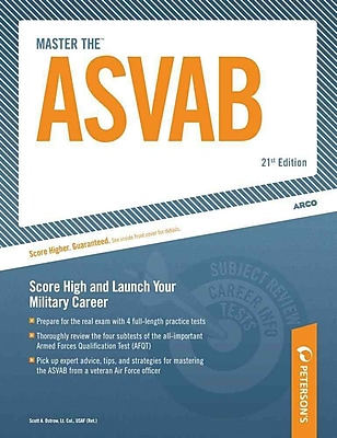 Master The ASVAB: Score High and Launch Your Military Career