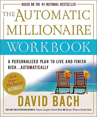 The Automatic Millionaire Workbook David Bach Paperback
