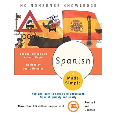 Spanish Made Simple: Revised and Updated Judith Nemethy Paperback