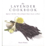 The Lavender Cookbook Sharon Shipley  Paperback