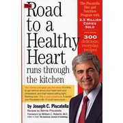 The Road to a Healthy Heart Runs through the Kitchen  Paperback