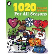 1020 Reward Stickers For All Seasons, Grades PK - 6 Instructional Fair Paperback