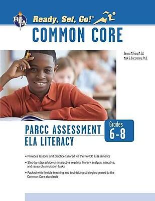Common Core: PARCC ELA/Literacy Assessments Grades 6-8