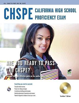 California High School Proficiency Exam Stephen Hearne, Maria Suzanne Scafuri Paperback
