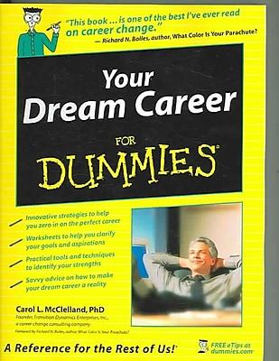 Your Dream Career For Dummies Carol L. McClelland, Richard N. Bolles Paperback