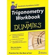 Trigonometry Workbook For Dummies Mary Jane Sterling Paperback