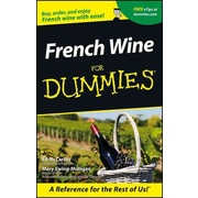 French Wine For Dummies McCarthy, Mary Ewing-Mulligan Paperback