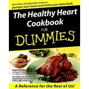 The Healthy Heart Cookbook For Dummies James M. Rippe MD Paperback