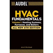 Audel HVAC Fundamentals: Volume 1 James E. Brumbaugh Paperback