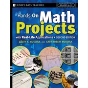 Hands-On Math Projects With Real-Life Applications: Grades 6-12 Paperback