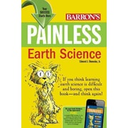 Painless Earth Science (Barron's Painless) Edward J. Denecke Jr. Paperback