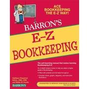 E-Z Bookkeeping (Bookkeeping the Easy Way) Kathleen Fitzpatrick, Wallace W. Kravitz Paperback