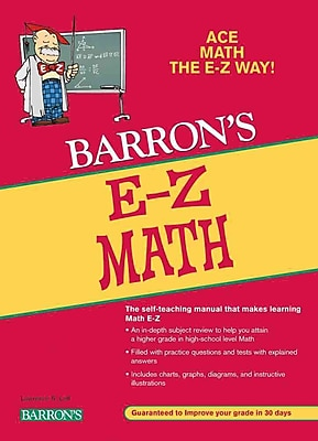 E-Z Math Anthony Prindle, Katie Prindle Paperback