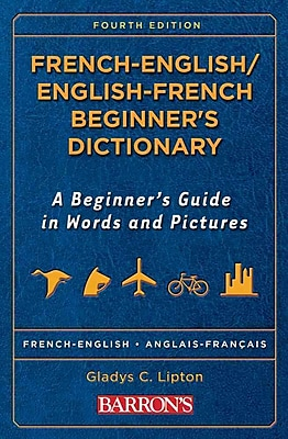 French-English/English-French Beginner's Dictionary
