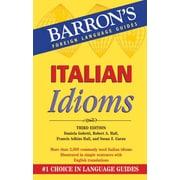 Italian Idioms (Barron's Foreign Language Guides)