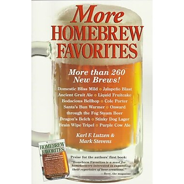 More Homebrew Favorites: More Than 260 New Brews
