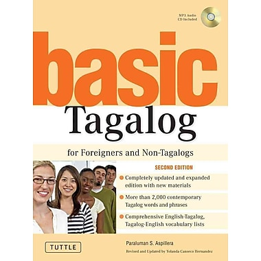 Basic Tagalog for Foreigners and Non-Tagalogs Paperback