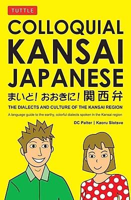 Colloquial Kansai Japanese