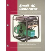 Small AC Generator Service Manual, 3rd Edition