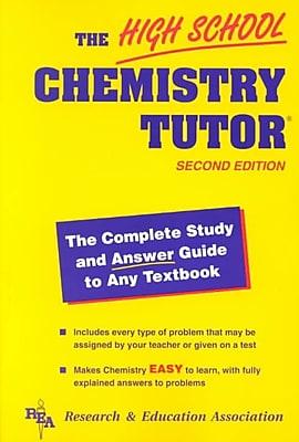 High School Chemistry Tutor (High School Tutors Study Guides)