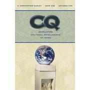 CQ: Developing Cultural Intelligence at Work P. Earley , Soon Ang , Joo-Seng Tan Paperback