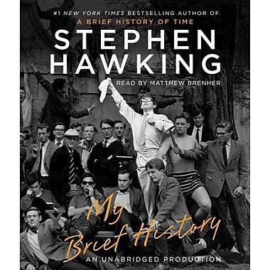 My Brief History Stephen Hawkin Audiobook