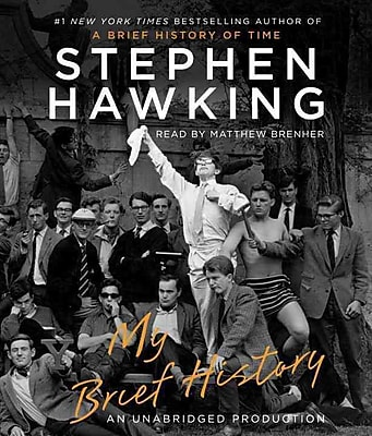 My Brief History Stephen Hawkin Audiobook