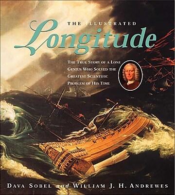 The Illustrated Longitude Dava Sobel , William J. H. Andrewes Paperback