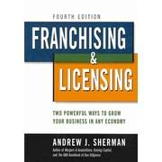 Franchising & Licensing
