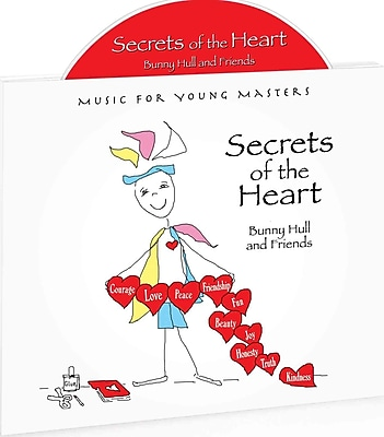 Secrets Of The Heart: Muisic for Young Masters
