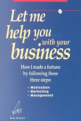 Let Me Help You With Your Business