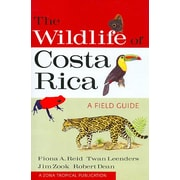 The Wildlife of Costa Rica: A Field Guide (Zona Tropical Publications) Paperback