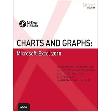 Charts and Graphs: Microsoft Excel 2010 (MrExcel Library) Bill Jelen Paperback