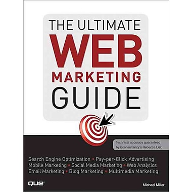 The Ultimate Web Marketing Guide Michael Miller Paperback