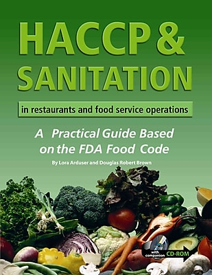 HACCP & Sanitation in Restaurants and Food Service Operations