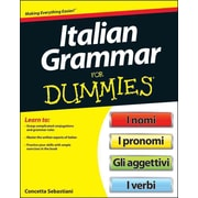 Italian Grammar For Dummies (For Dummies (Language & Literature)