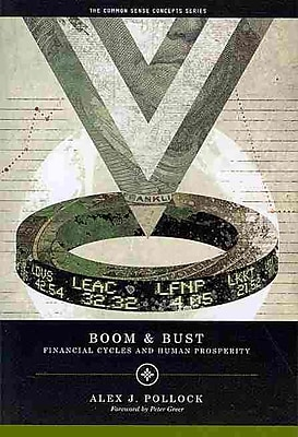 Boom and Bust: Financial Cycles and Human Prosperity (The Common Sense Concepts Series)