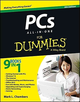 PCs All-in-One For Dummies (For Dummies (Computer/Tech))