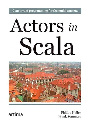 Actors in Scala