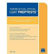 10 More, Actual Official LSAT PrepTests: (PrepTests 19 through 28) (Lsat Series)