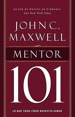 Mentor 101 (Spanish Edition)