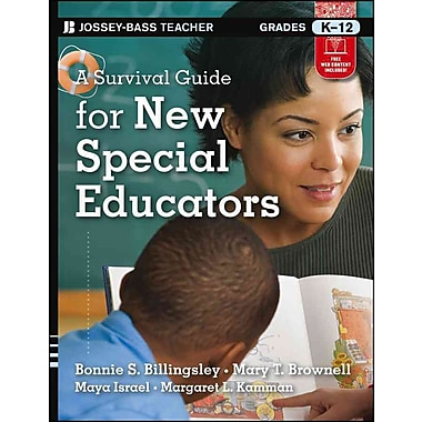 A Survival Guide for New Special Educators (J-B Ed: Survival Guides)