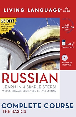Complete Russian: The Basics
