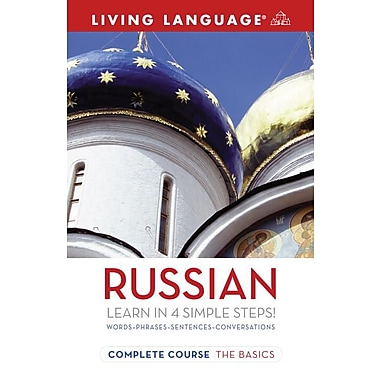 Complete Russian: The Basics (Coursebook) (Complete Basic Courses)